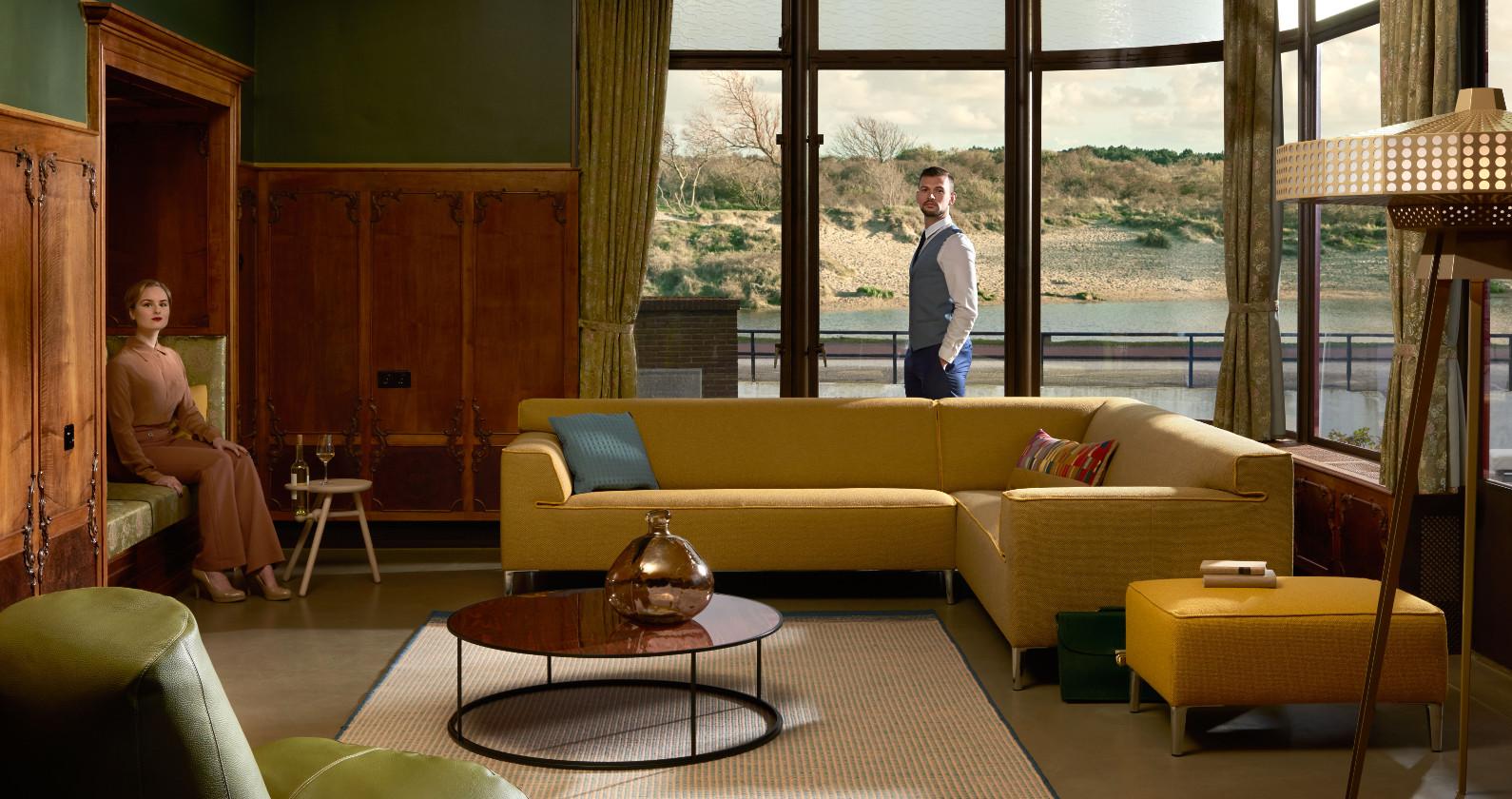 Banken troost interieurs for Budget meubels