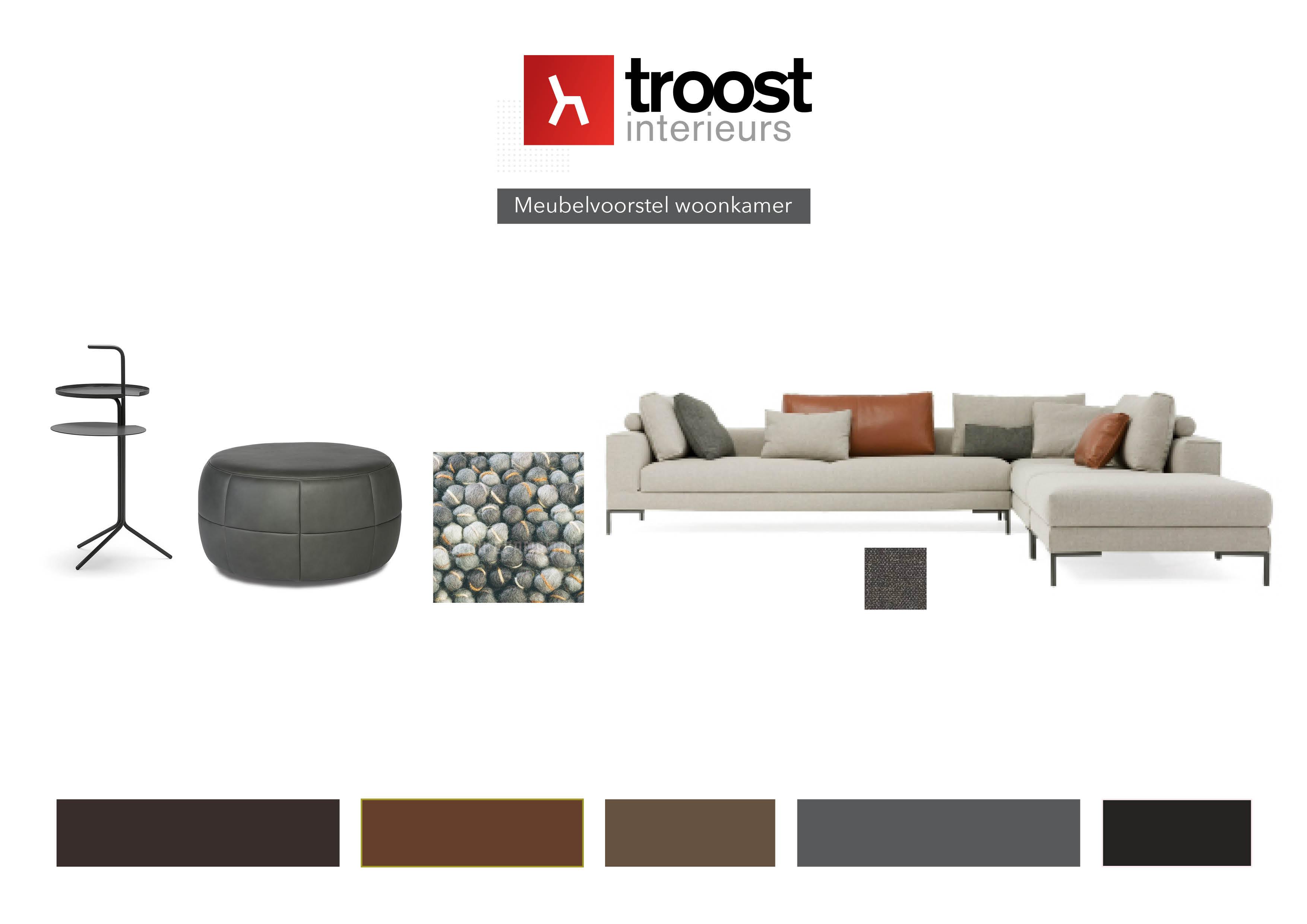 hij maakt erg mooie meubels op maat en werkt regelmatig in opdracht van troost interieurs hier onder ziet u het eindresultaat